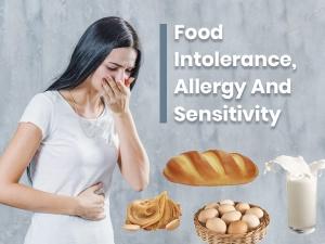 Food Intolerances Allergy Sensitivity Elimination Diet