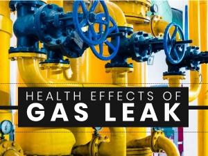 Vizag Gas Leak Health Effects Of Gas Leak