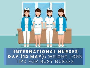 Weight Loss Tips For Busy Nurses