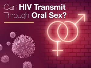 Can Hiv Transmit Through Oral Sex
