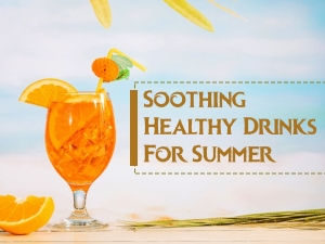 Healthy Summer Drinks For Dehydration