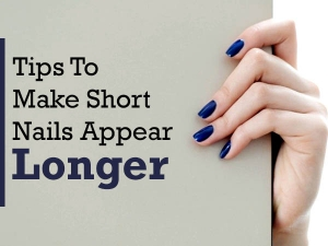 Tips To Make Short Nails Appear Longer