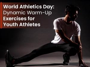 Dynamic Warm Up Exercises For Youth Athletes