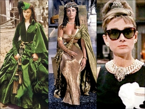 Audrey Hepburn Elizabeth Taylor And Vivien Leigh S Most Iconic Movie Gowns