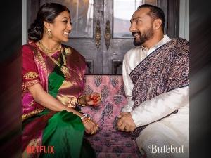 Bulbbul Actors Paoli Dam And Rahul Bose Have Traditional Bengali Wedding Fashion Goals