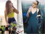 Anushka Sharma Sonakshi Sinha S Gym Wear Photoshoot