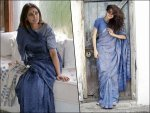 Lisa Ray And Mithila Palkar S Sarees On Instagram