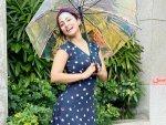 Hina Khan S Stylish Monsoon Look On Instagram