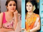 Nayanthara S Saree Looks