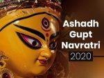 Ashadh Gupt Navratri Dates Muhurta Significance