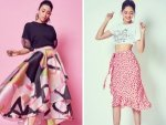 Ananya Panday Karisma Kapoor And Others Give Monsoon Fashion Goals In Printed Skirts