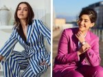 Sonam Kapoor Deepika Padukone And Others Give Monsoon Fashion Goals In Pantsuits