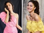 Ananya Panday Kiara Advani And Other Divas In Monsoon Perfect Dresses