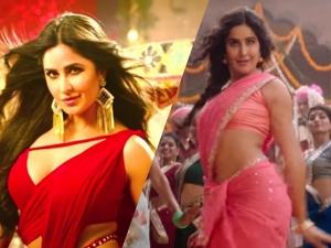 From De Dana Dan To Bharat Katrina Kaif S Saree Looks From Her Films