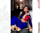 Rashmika Mandanna S Saree Look On Her Instagram