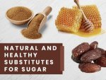 Natural And Healthy Substitutes For Sugar