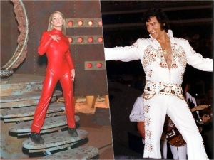 Elvis Presley Britney Spears And Other Singers Who Wore Jumpsuits