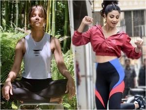 Malaika Arora And Other Divas In Yoga Wear On The International Yoga Day