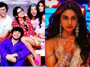 From Yaariyan To Marjaavaan Rakul Preet Singh S Movie Fashion