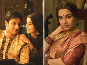 On 15 Years Of Parineeta Vidya Balan S Ethnic Looks From The Film