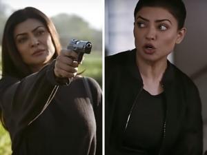 Sushmita Sen Impress Us With Her Distinctive Style In Aarya Trailer