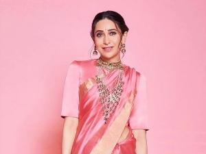 Karisma Kapoor S Wedding Perfect Ethnic Outfits On Her Birthday