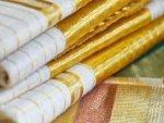All About Traditional Kerala Kasavu Saree