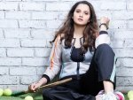 Sania Mirza In Two Lovely Sophisticated Outfits For Covershoot