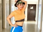 Unlock Actress Hina Khan Gives Workout Fashion Goals