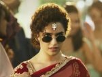 Sanya Malhotra S Modern Bridal Look From Her Upcoming Film Ludo