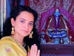 Manikarnika Actress Kangana Ranaut Makes Heads Turn In A Pretty Ethnic Suit