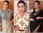 Vidya Balan In Three Different Ensembles For Shakuntala Devi S E Promotions