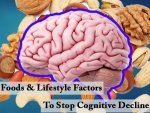 Food And Lifestyle Factors To Stop Cognitive Decline