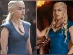 Bhumi Pednekar S Khaleesi Look From Game Of Thrones