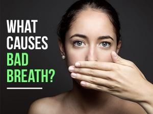 Bad Breath Causes Symptoms Diagnosis Treatment Prevention