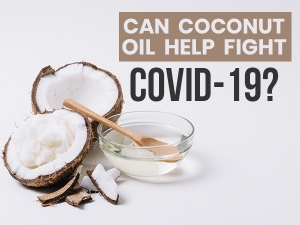 Can Coconut Oil Help Fight Covid