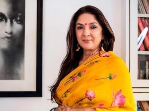 Badhaai Ho Actress Neena Gupta S Saree Looks On Her Birthday
