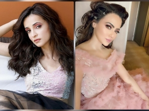 Sana Khan And Sanaya Irani Look Like A Princess In Their Cute Dresses