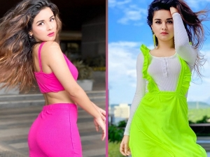 Tiktok Fame Avneet Kaur S Colourful Outfits From Her Wardrobe