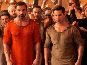 On 4 Years Of Dishoom Varun Dhawan And John Abraham S Similar Outfits From The Film