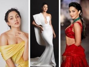 Kiara Advani S Best Highlighted Looks On Her Birthday