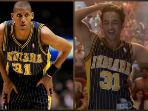 Sushant Singh Rajput S Basketball Jersey In Dil Bechara Same As Basketball Player Reggie Miller