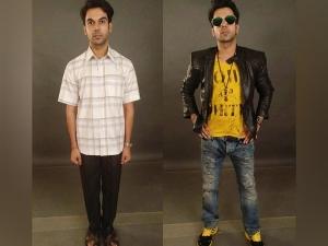 Rajkummar Rao S First Outfit Look Test For Bareilly Ki Barfi