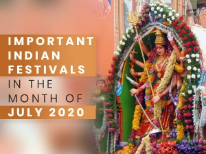 Indian Festivals In July Month