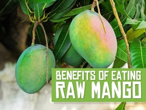 Health Benefits Of Eating Raw Green Mango And Healthy Recipes