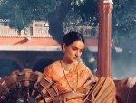 Kangana Ranaut S Handloom Sarees On National Handloom Day