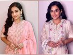 Shakuntala Devi Actress Vidya Balan Give Sangeet Fashion Goals In Her Ethnic Suits