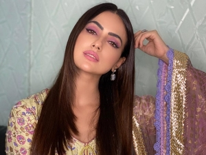 Jai Ho Actress Sana Khan S Beautiful Ethnic Looks On Her Birthday
