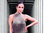Malaika Arora In A Silver Sequin Dress For The Latest Episode Of India S Best Dancer