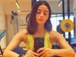 Sadak Actress Alia Bhatt S Fun Photoshoot For Magazine In Stunning Dresses